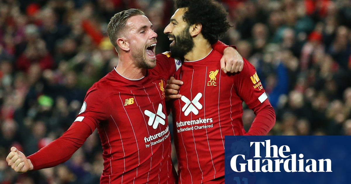The magic number for Liverpool and Leicester, plus VAR – Football Weekly