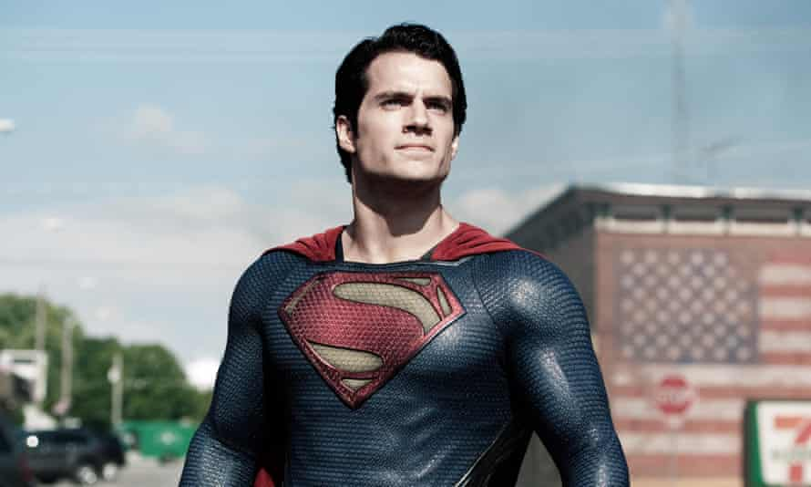 Superman – Man Of Steel (2013).