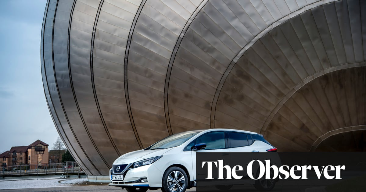 Nissan Leaf: 'Much more than simply a car with an electric motor