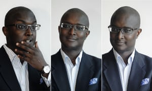 Daniel Waweru took up commentating while studying for his PhD