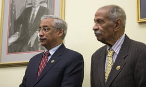 John Conyers and Bobby Scott are pushing legislation that would amend Title VI of the 1964 Civil Rights Act and restore the rights of parents to file lawsuits against segregated school districts under claims of disparate impacts.