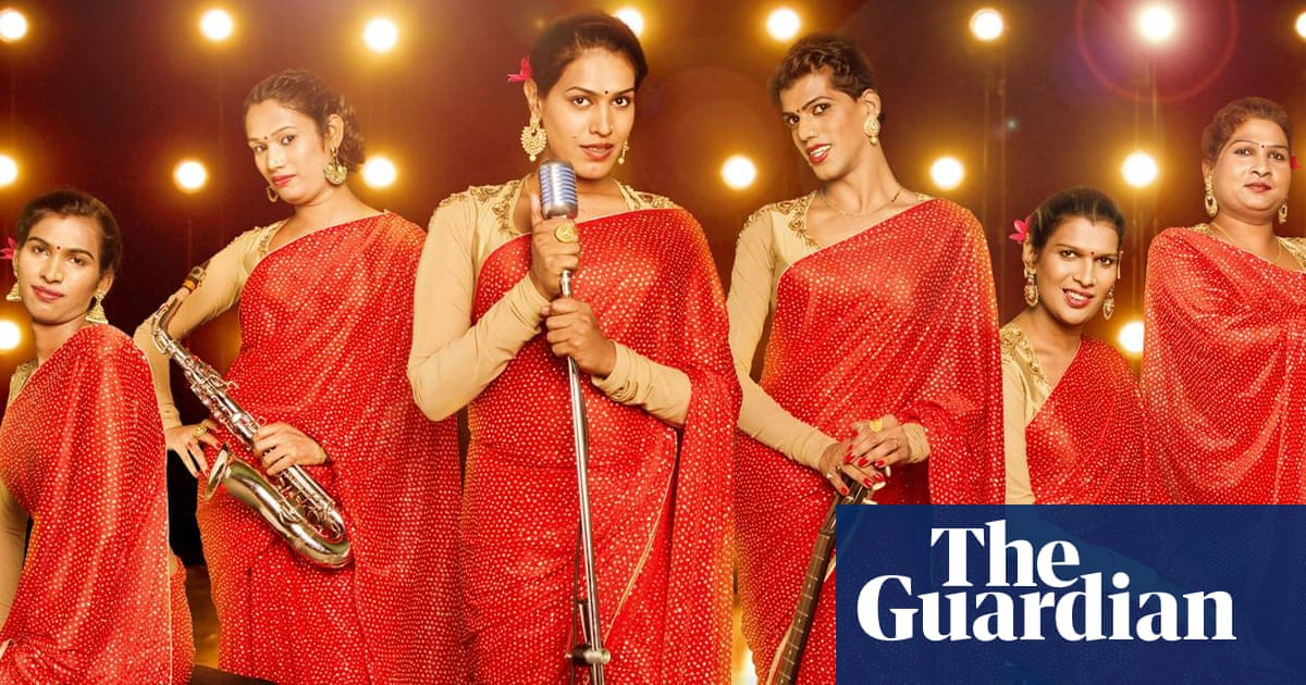 India's first trans band: 'Don't hide us away – don't keep