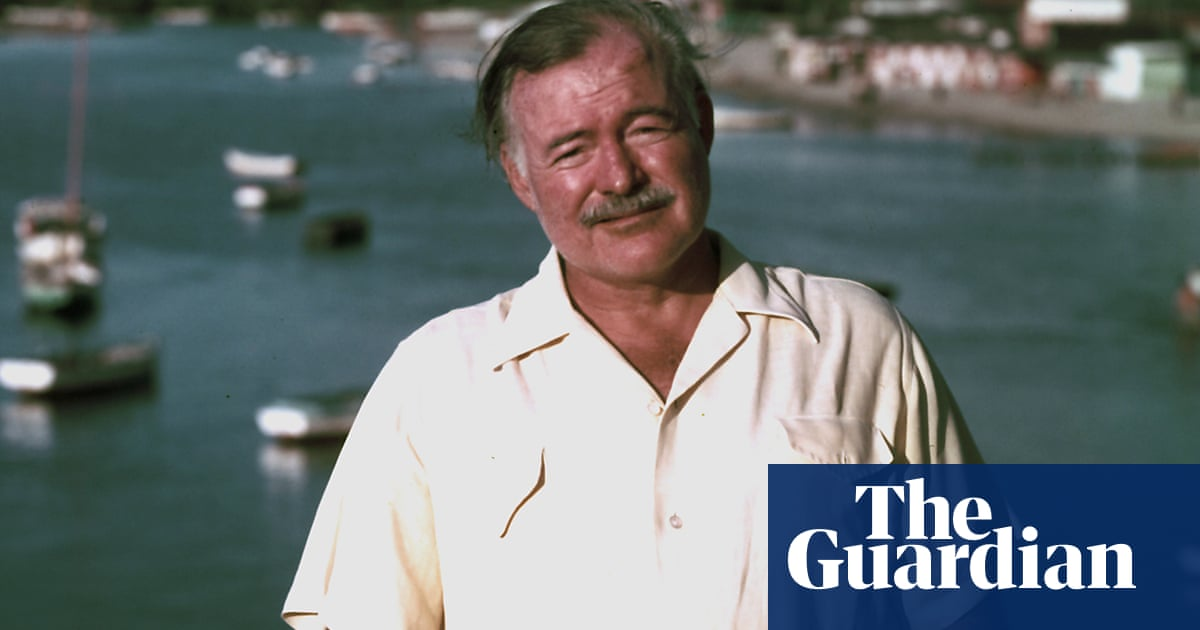 Unknown Hemingway short story Pursuit As Happiness published