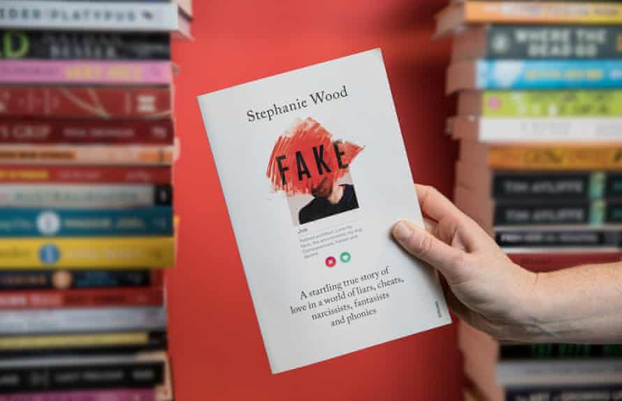 Author : Stephanie Wood. Book title: Fake. The Unmissables.