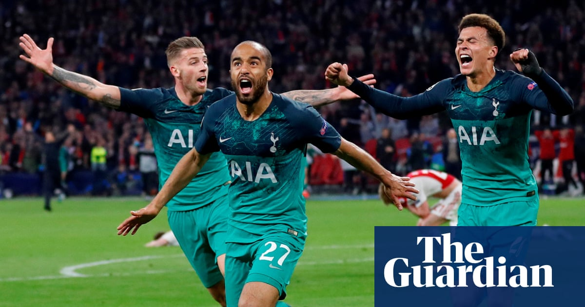 Jaw-dropping sport moments of 2019: Hysteria at Anfield and in Amsterdam | Barney Ronay