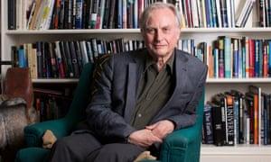 'Writing requires empathy' … Richard Dawkins.