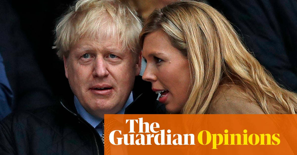 Boris Johnson may not be able to afford a fancy wedding – but you can bet he'll have one