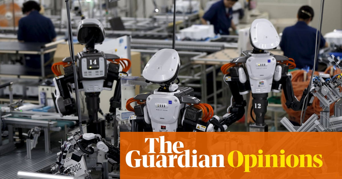 what can robots do that humans cannot