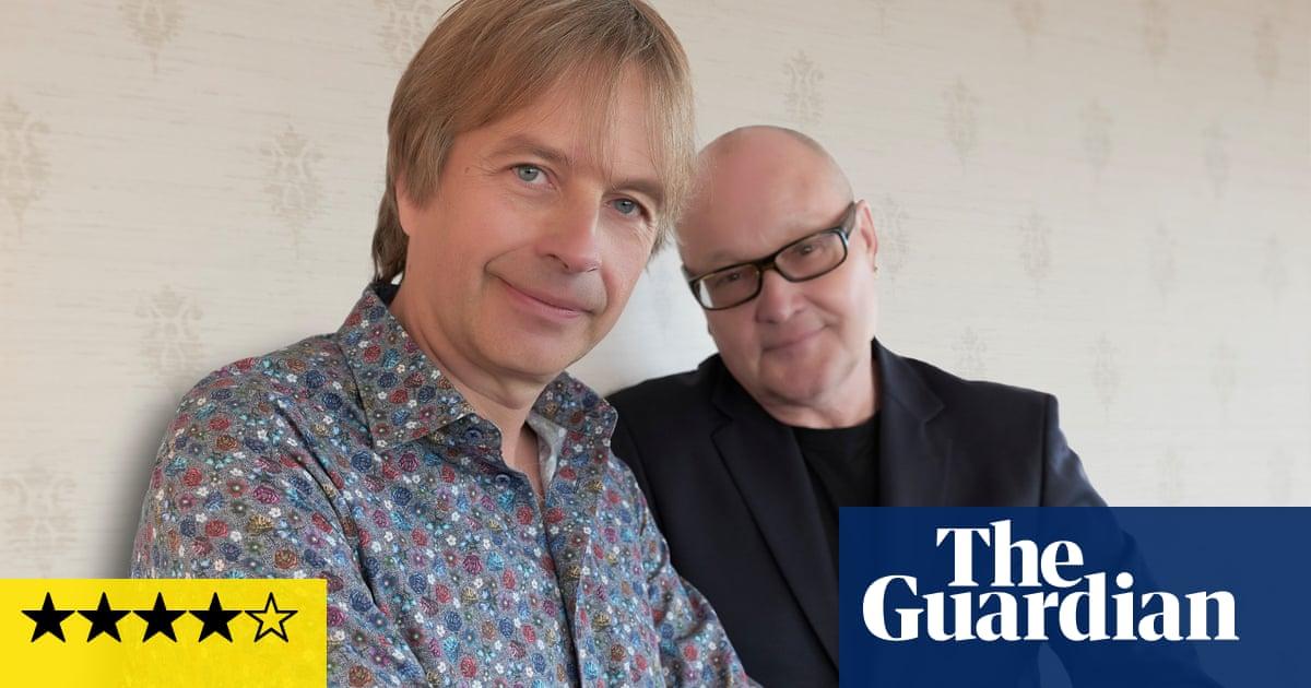 Landgren & Lundgren: Kristallen review – tranquil Nordic jazz