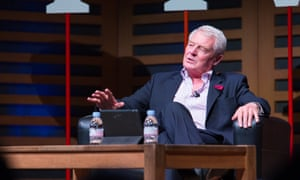 """""""Now there's a piece of property that we don't own, but it is ours: it's our data."""" Paddy Ashdown talking to Andrew Rawnsley at Guardian Live, A life in Politics, 10 November 2015."""