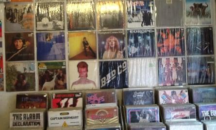Nervous Records, Hinckley