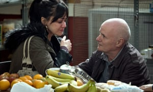 Katie, the character in I, Daniel Blake, needed an egg from the food bank, not a can of beans.