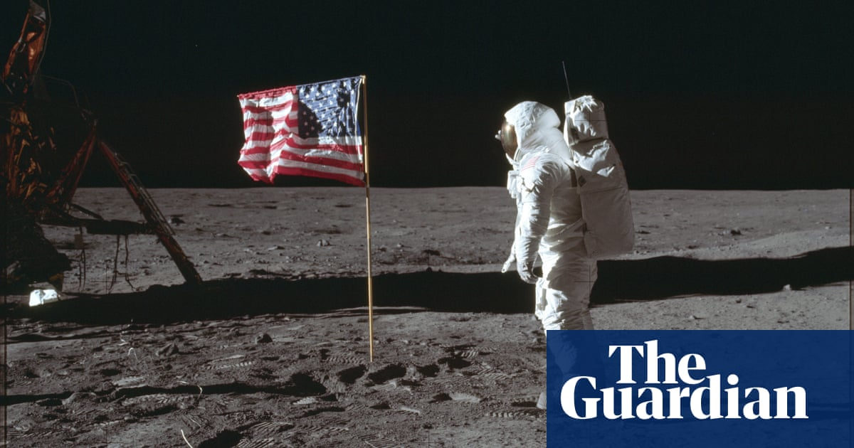 'We had 15 seconds of fuel left': Buzz Aldrin on the nervy moon landing