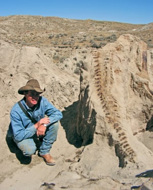 The site in Montana is one of the most storied dinosaur fossil sites in the world.