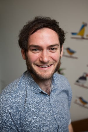 Daniel Martin, curator of making, Derby Museums