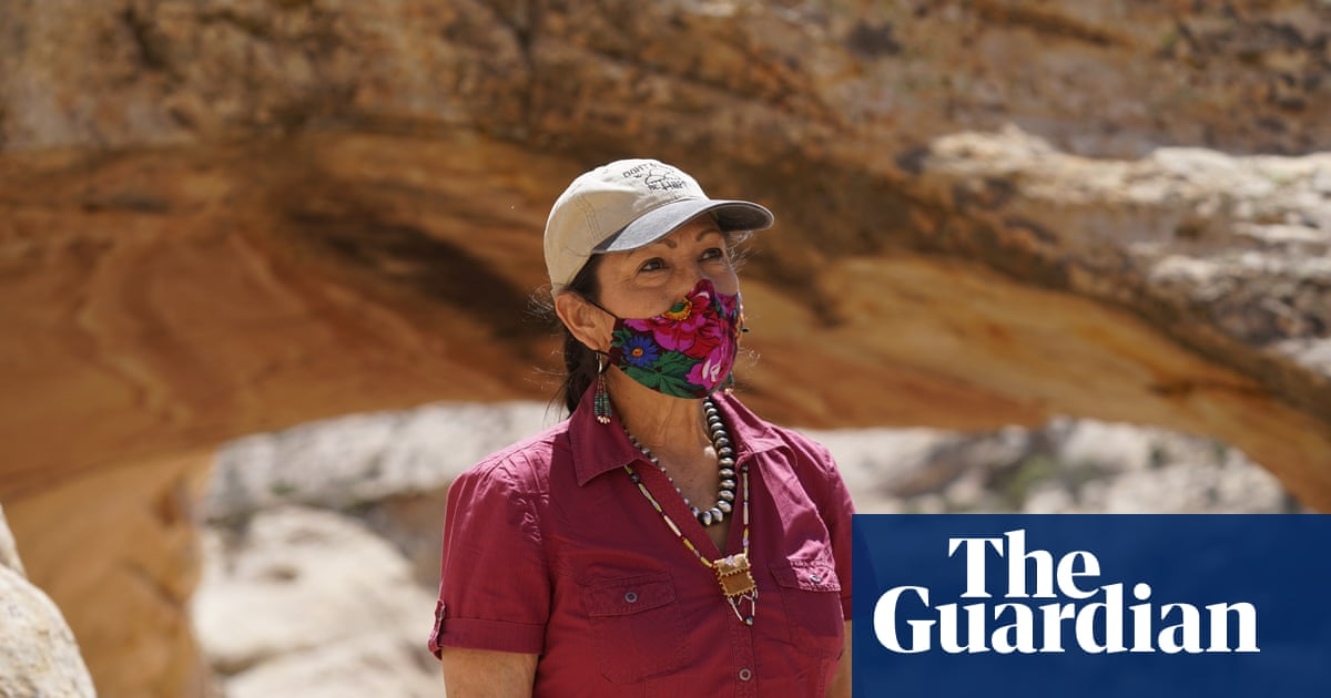 Reverse Trump's cuts to monument protections, Haaland asks Biden