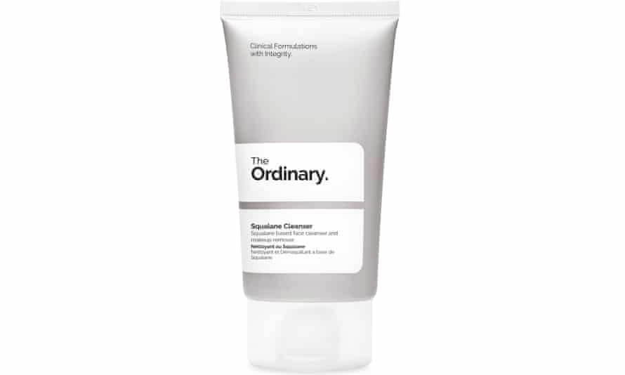 The ORDINARY Squalane Cleanser Product