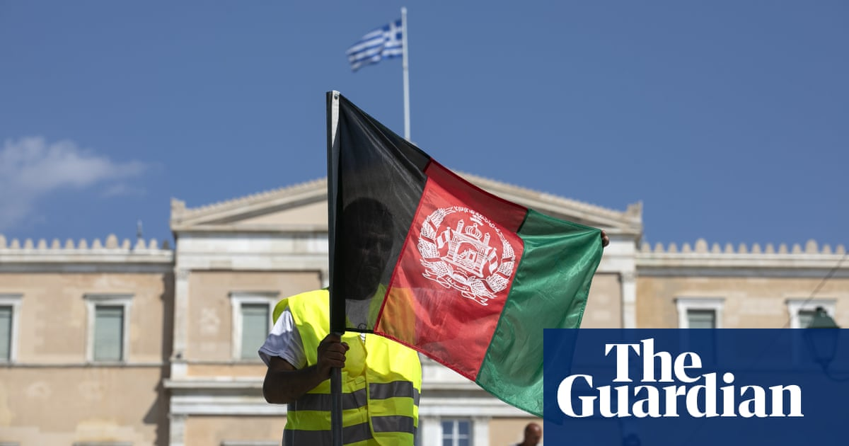 Ambassador in limbo makes plea for Afghans to be allowed into EU
