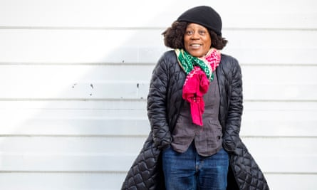 Sonia Boyce: 'the desire to bash women in the public space was strongly felt'.