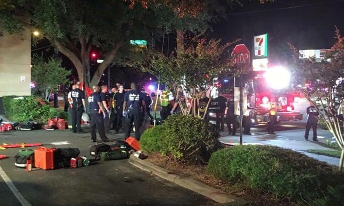 Orlando Pulse Club Attack Gunman Identified As Police Investigate