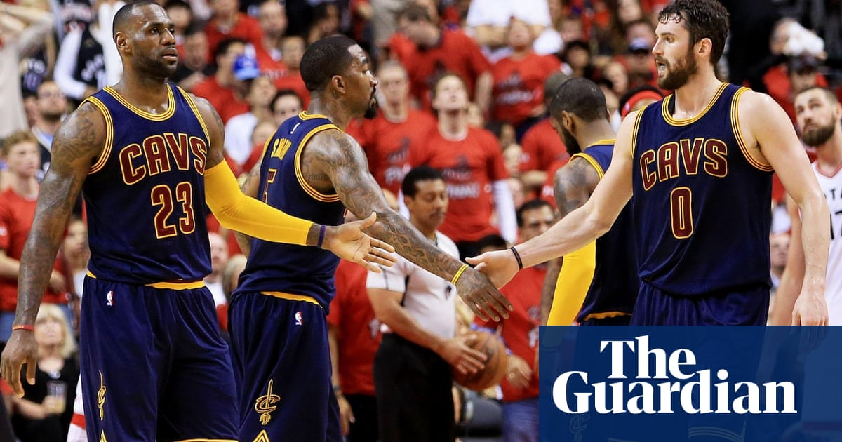 198bedc8565 Cleveland Cavaliers stroll past Toronto Raptors and into NBA finals ...