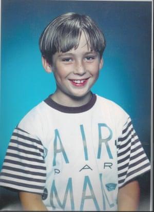Timothy John, aged six