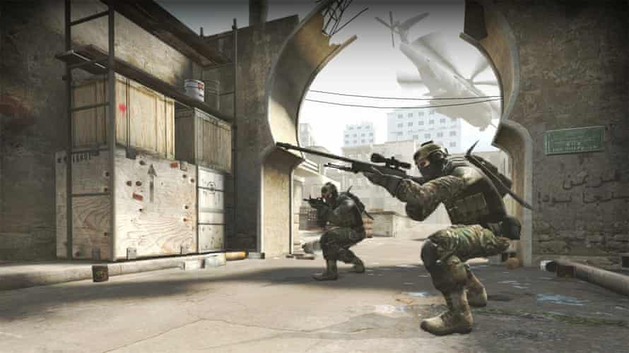 Counter-Strike: Global Offensive, or CS:GO, is one of the world's most popular esports titles.