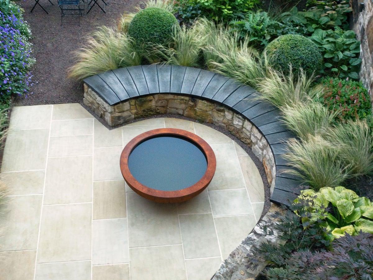 How To Handle A Long Narrow Garden Gardens The Guardian