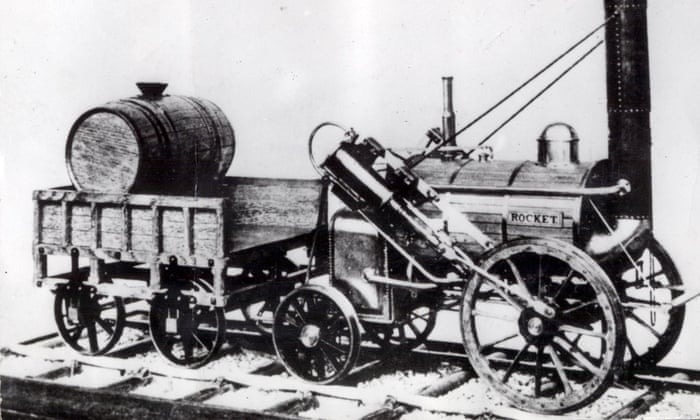 Our Elgin marbles': Stephenson's Rocket returns to north
