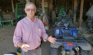 Farris Beasley used to teach animal science at Motlow State Community College before the school shuttered its agriculture program.