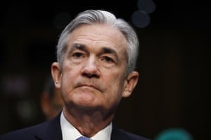 Jerome Powell, the new chairman of the Federal Reserve.