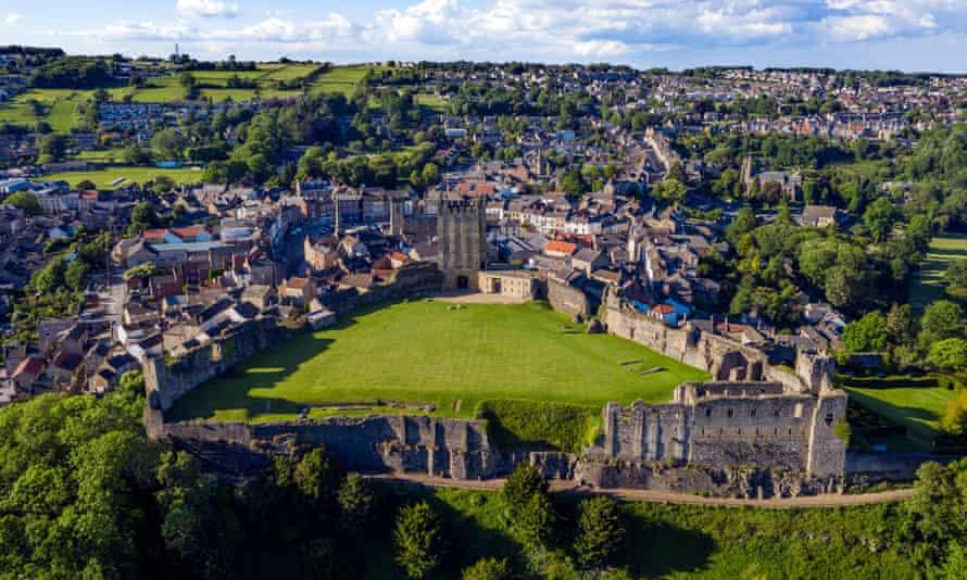 Richmond in North Yorkshire