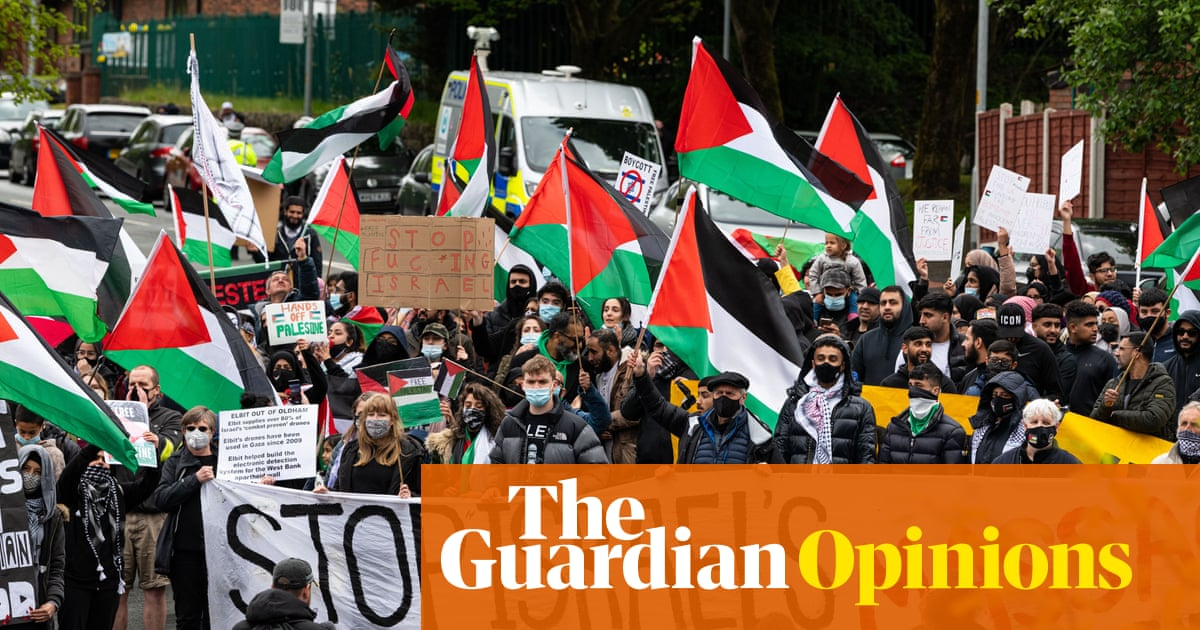 British backing for Israel helps to sustain the unbearable status quo
