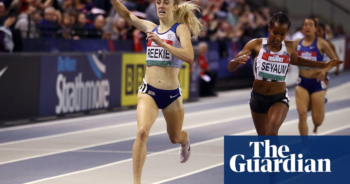 Jemma Reekies special kick could take her to Olympic glory, predicts coach