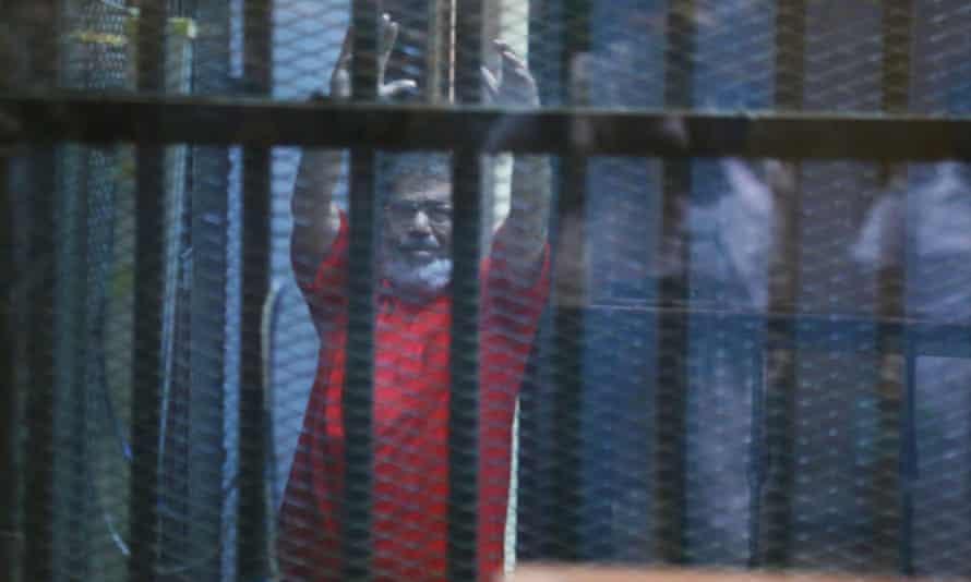 Mohamed Morsi in jail