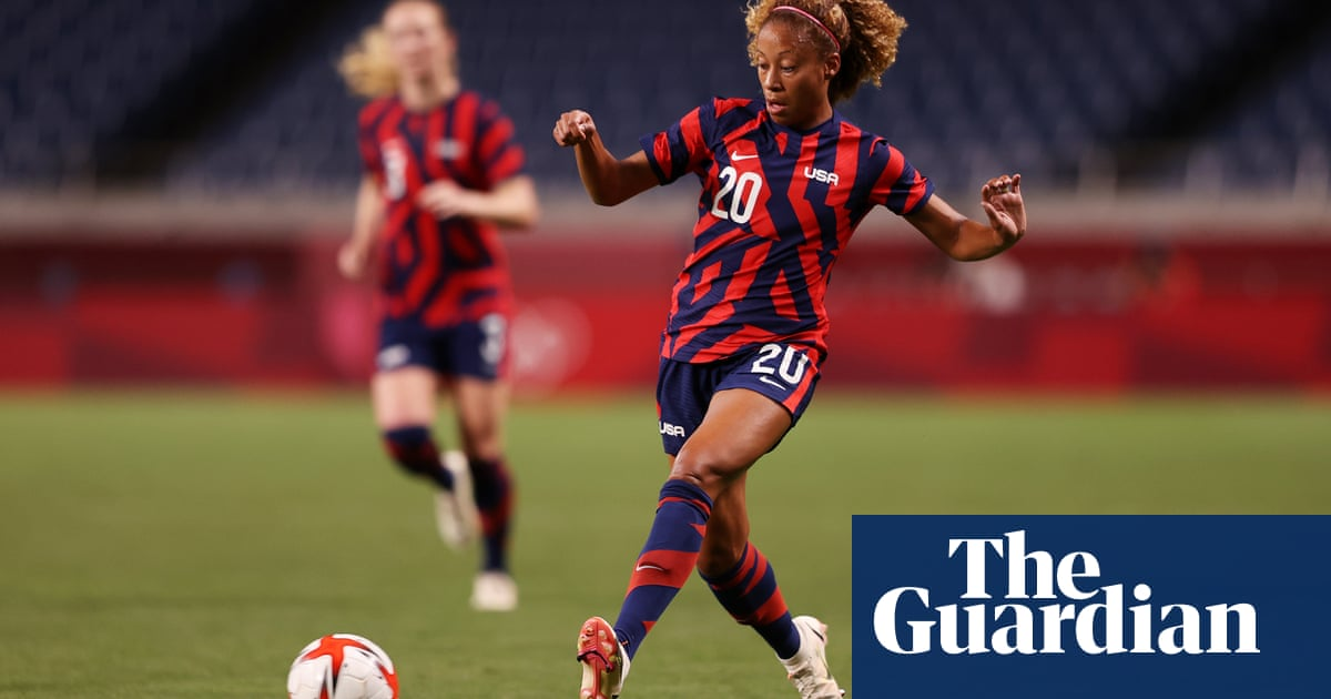 USA confident going into women's soccer semi-final against rivals Canada