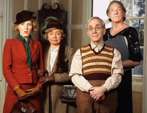 Andrew Sachs in BBC Four drama Mr Loveday's Little Outing