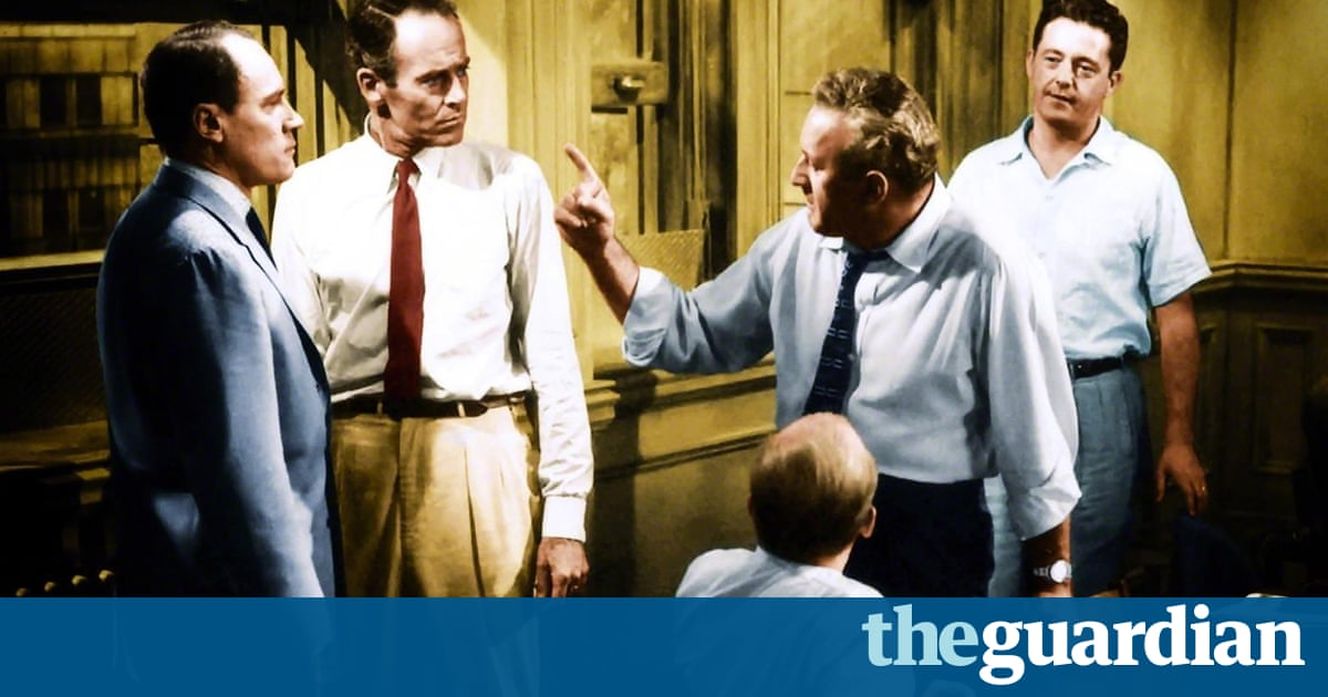 12 angry men external conflict