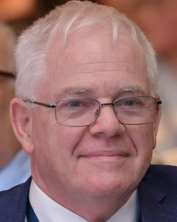Simon Marginson, professor of higher education at Oxford University