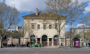The Musée du Général Leclerc de Hauteclocque et de la Libération de Paris on avenue du Col Rol-Tanguy