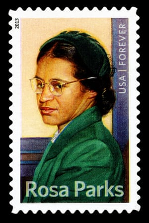 In 2013, on what would have been her 100th birday, the US Postal Service issued a stamp bearing her image.