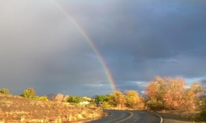 rainbow east porterville california drought