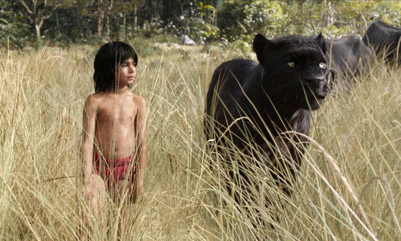 The Jungle Book: the trailer – video