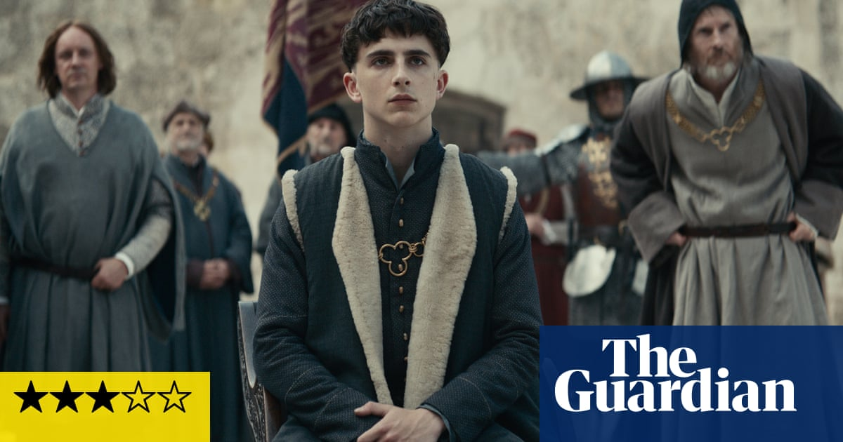 The King review – rogues gallery of grunters and brawlers