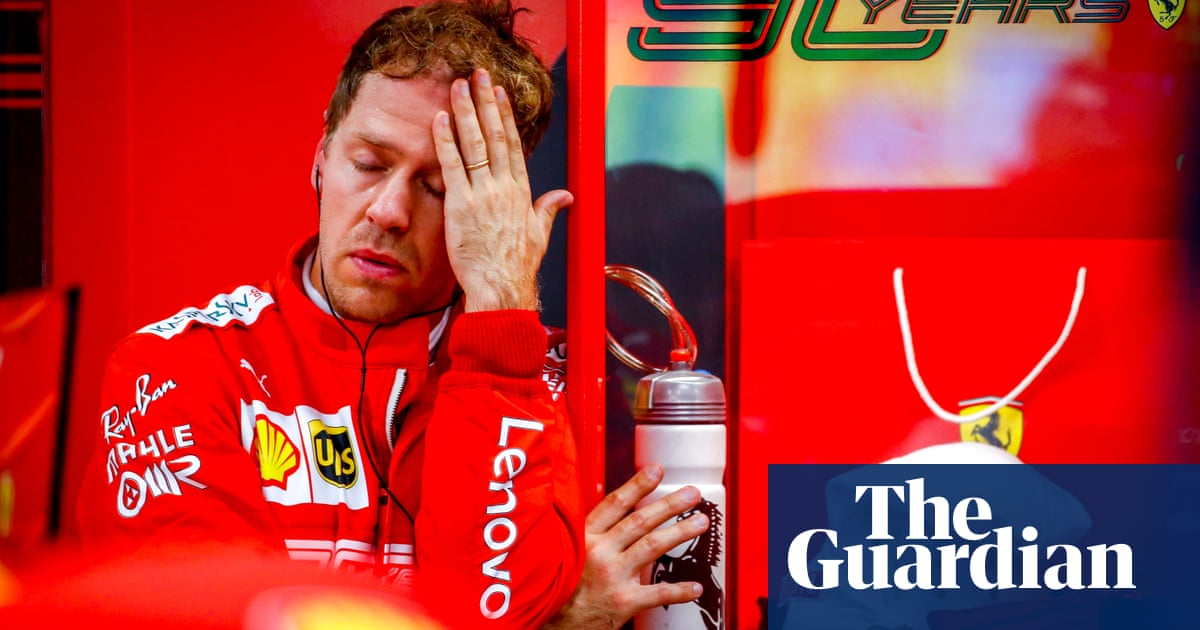 Sebastian Vettel adjusting to lower expectations at Singapore GP