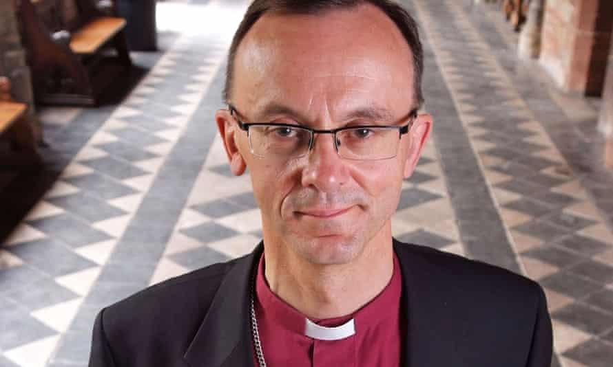 John Inge, the bishop of Worcester
