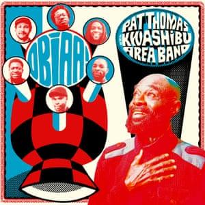 Pat Thomas and Kwashibu Area Band: Obiaa! album art work