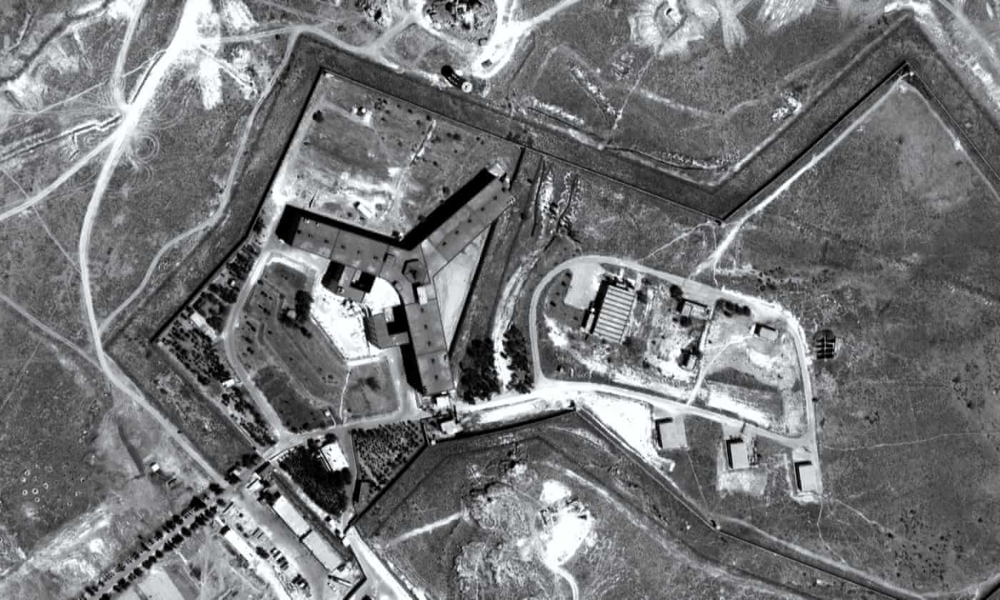 Syrian regime inflicts 72 forms of torture on prisoners, report finds