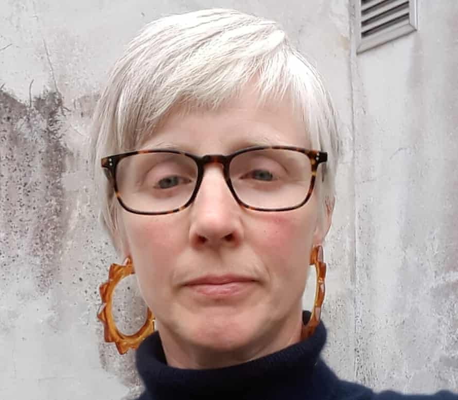Katy Limmer's new ear rings.