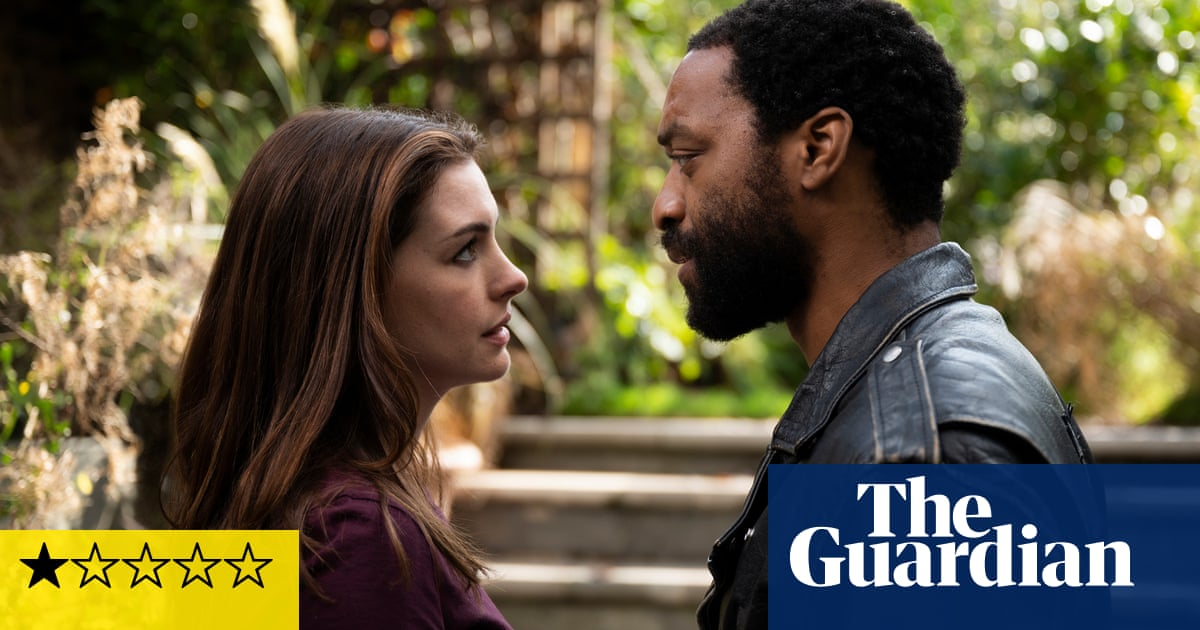 Locked Down review – Anne Hathaway and Chiwetel Ejiofors pandemic stinker